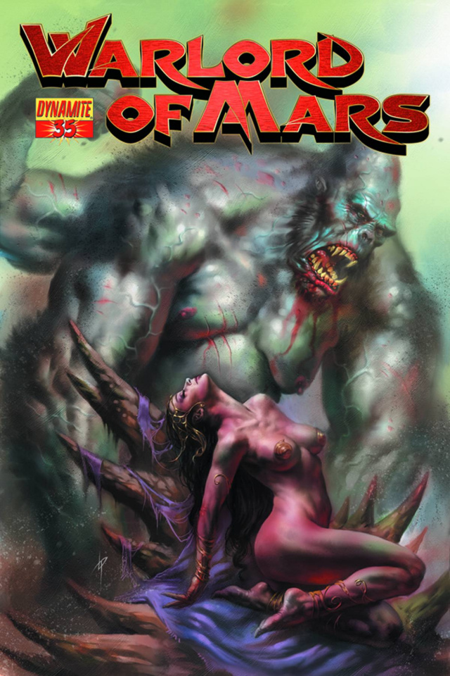 Warlord of Mars #35