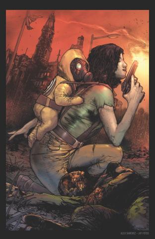 Pandemica #1 (Sanchez Cover)