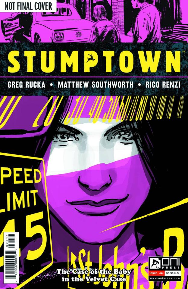 Stumptown #4