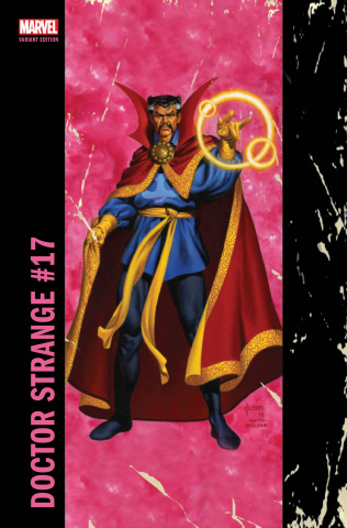 Doctor Strange #17 (Jusko Corner Box Cover)