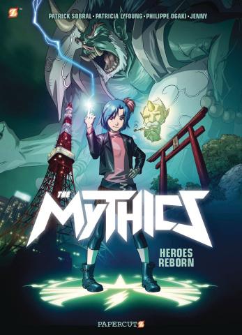 The Mythics Vol. 1: Heroes Reborn