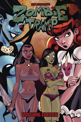 Zombie Tramp Vol. 11: Demon, Dames & Scandalous Games