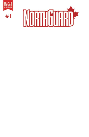 Northguard #1 (Blank Cover)