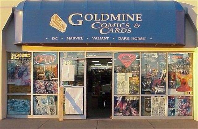 Goldmine Comics & Cards