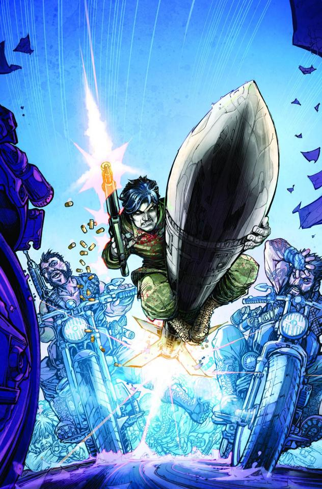 Star Spangled War Stories: G.I. Zombie #2