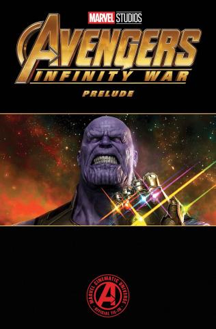 Avengers: Infinity War Prelude #2