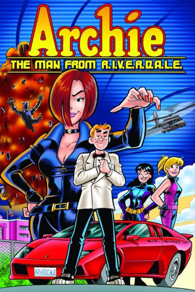 Archie: The Man From Riverdale