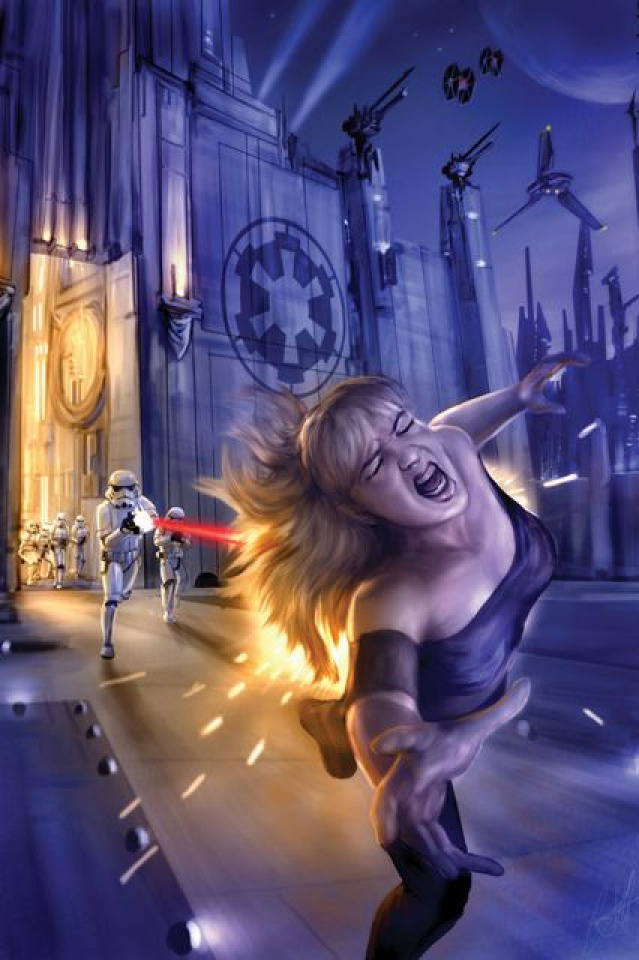 Star Wars: Invasion - Revelations #2