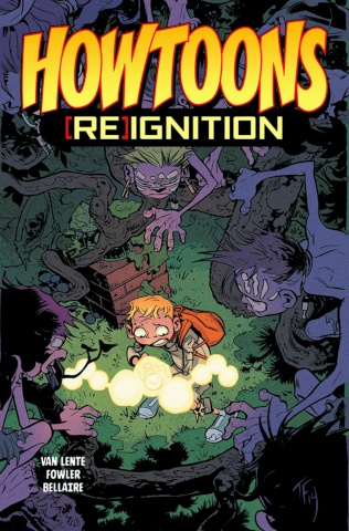 Howtoons: [Re]ignition #3