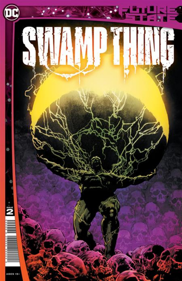 Future State: Swamp Thing #2 (Mike Perkins Cover)