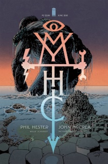Mythic #2 (Shalvey Cover)