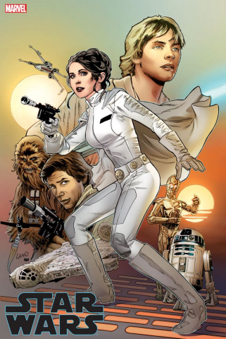 Star Wars #75 (Land Cover)