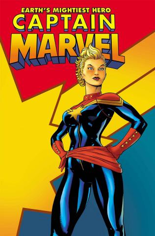Captain Marvel: Earth's Mightiest Hero #1 (True Believers)