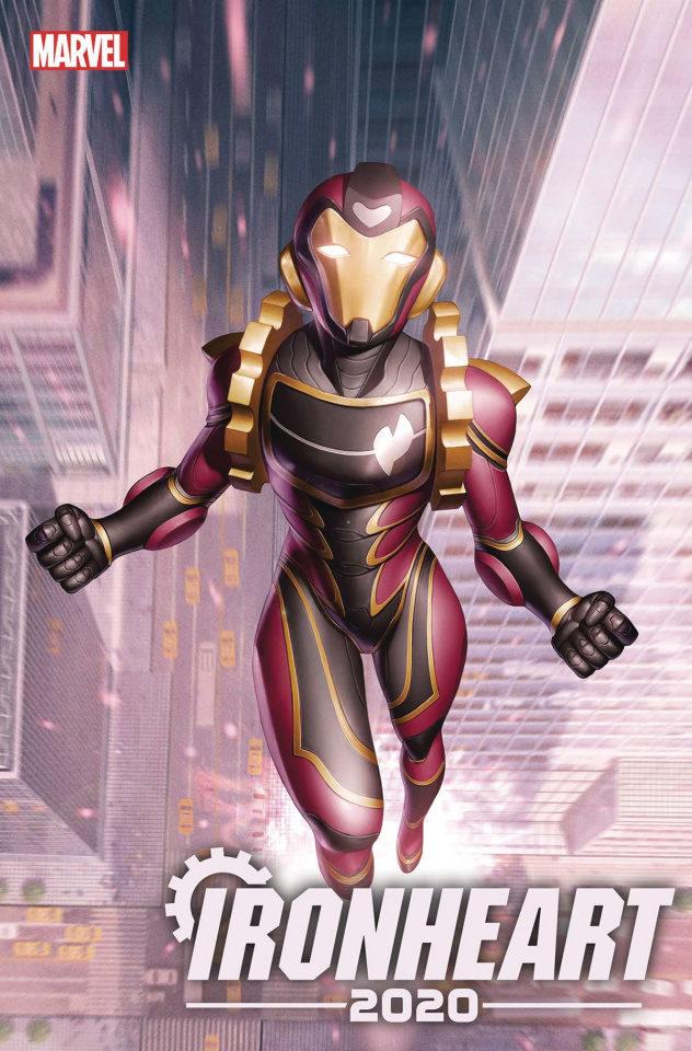 Ironheart: 2020 #1 (Yoon Cover)