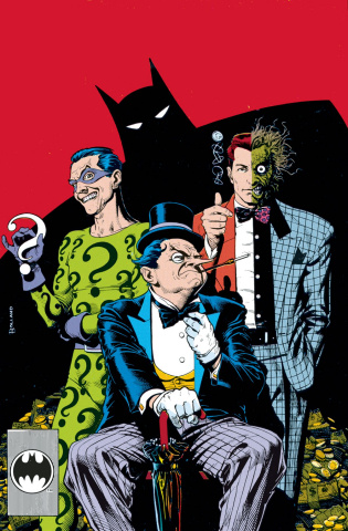 DC Universe by Neil Gaiman (Deluxe Edition)