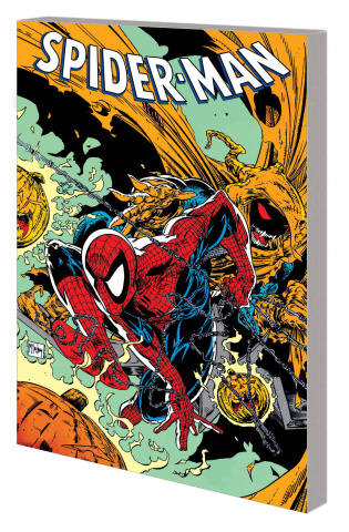 Spider-Man by Todd McFarlane (Complete Collection)
