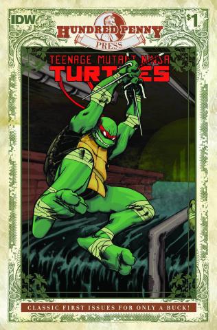 Teenage Mutant Ninja Turtles #1 (100 Penny Press)