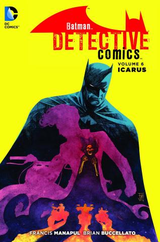 Detective Comics Vol. 6: Icarus