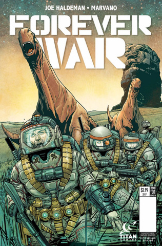The Forever War #1 (Laming Cover)