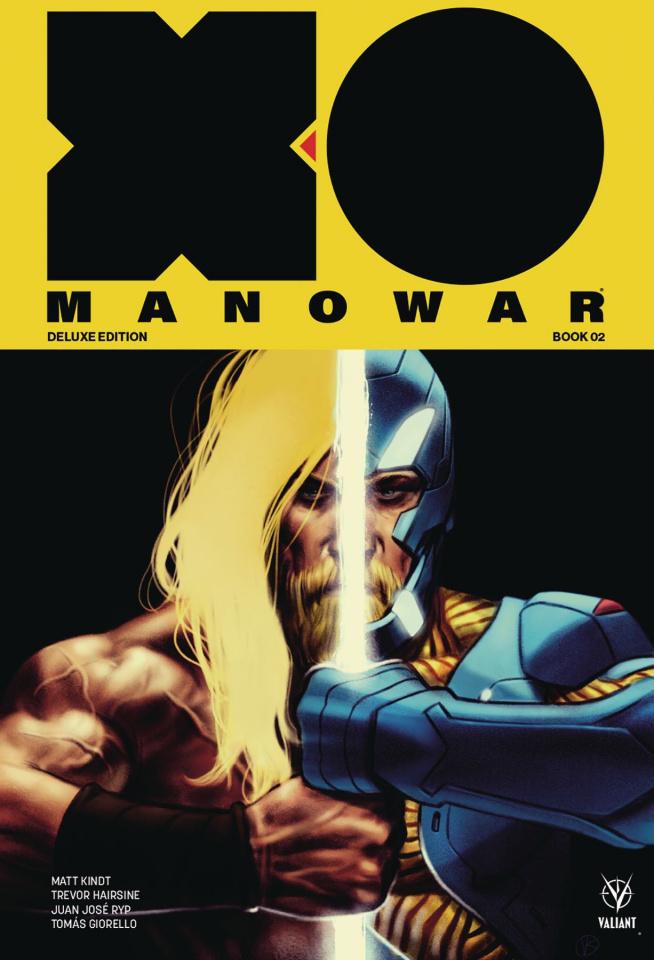X-O Manowar Vol. 2