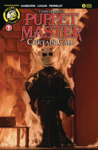 Puppet Master: Curtain Call #2 (Photo Cover)