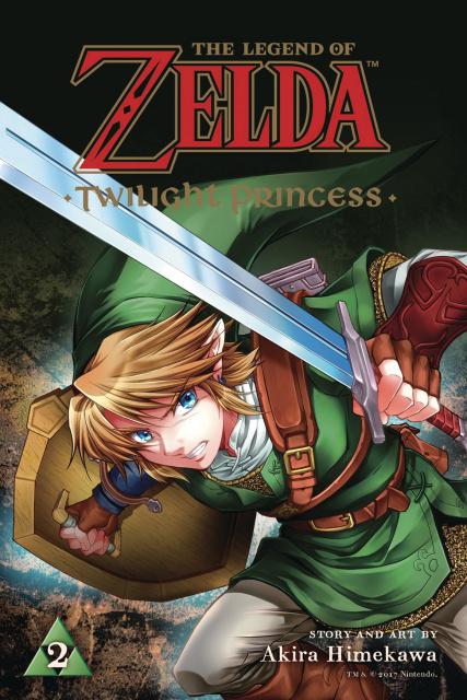 The Legend of Zelda: Twilight Princess Vol. 2