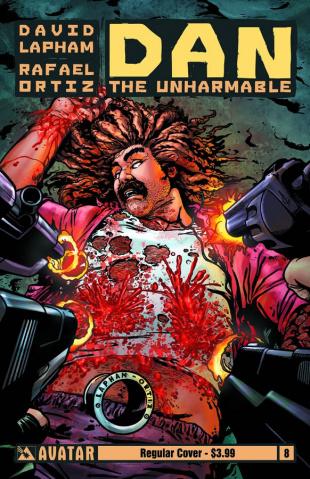 Dan the Unharmable #8