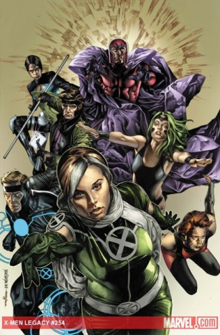 X-Men Legacy #254