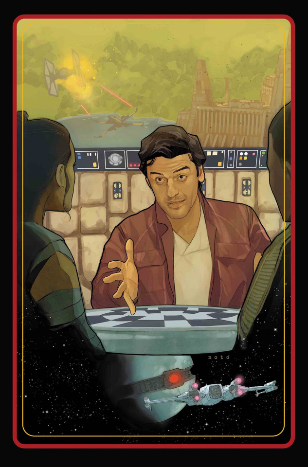 Star Wars: Poe Dameron #27