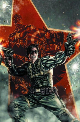 Winter Soldier #1 (2nd Printing)