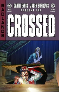 Crossed: Badlands #3