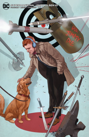 Superman's Pal Jimmy Olsen #10 (Ben Oliver Cover)