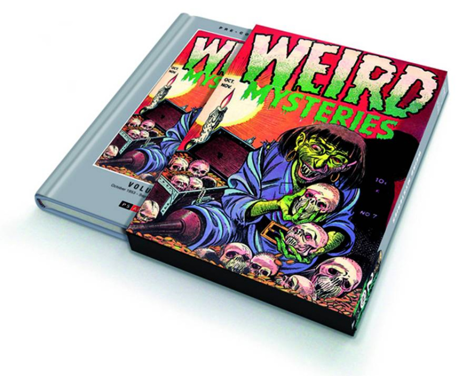Weird Mysteries Vol. 2