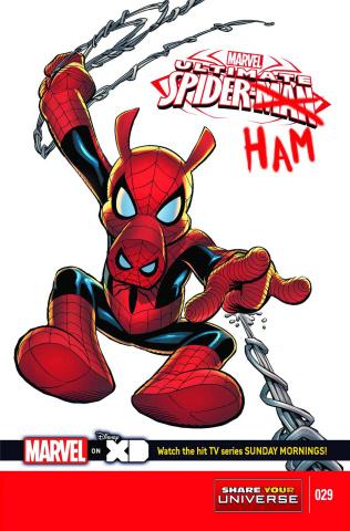 Marvel Universe: Ultimate Spider-Man #29