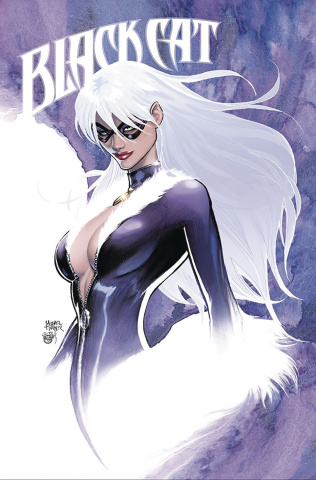 Black Cat #2 (Turner Cover)