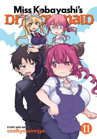 Miss Kobayashi's Dragon Maid Vol. 11