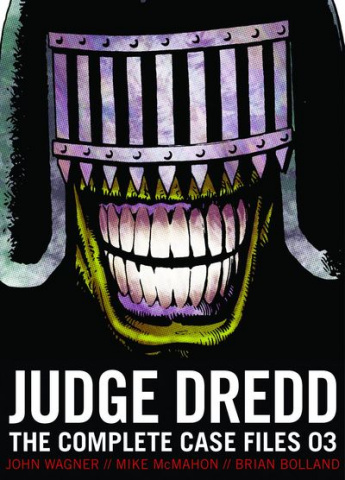 Judge Dredd: The Complete Case Files Vol. 3