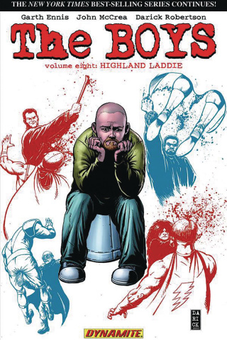 The Boys Vol. 8: Highland Laddie (Robertson Signed Edition)