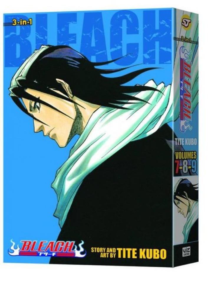 Bleach Vol. 3 (3-in-1 Edition)