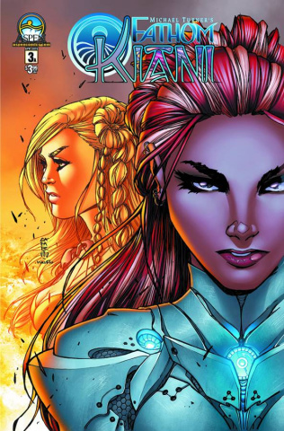 Fathom: Kiani #3 (Direct Market Cover A)