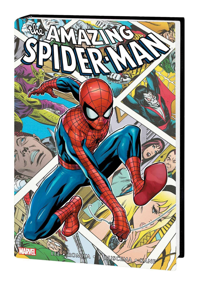 The Amazing Spider-Man Vol. 3 (McKone Omnibus Cover)