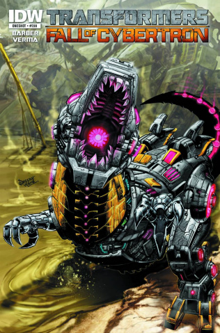 Transformers: Fall of Cybertron #1