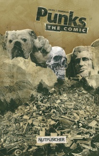 Punks: The Comic Vol. 1: Nutpuncher
