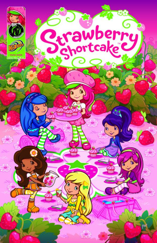 Strawberry Shortcake Vol. 1: Berry Fun Collection