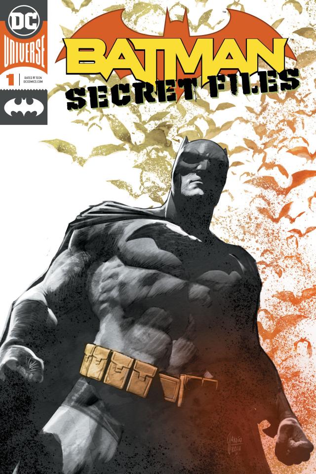 Batman: Secret Files #1 (Foil Cover)