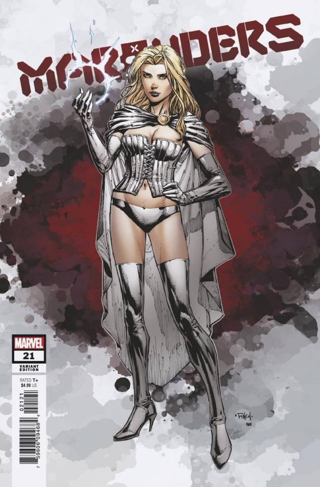 Marauders #21 (Finch Cover)