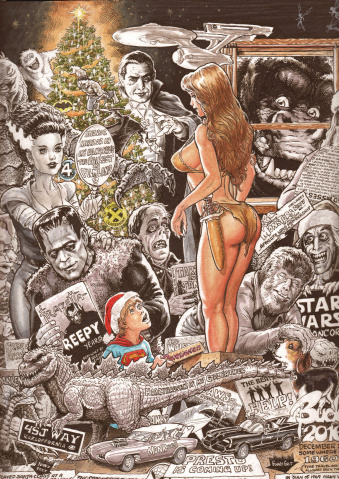 Cavewoman 2016 Winter Convention Booklet