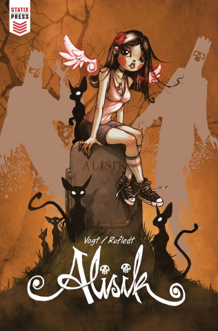 Alisik: Fall #1 (Book Cover)