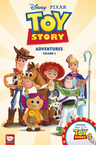 Toy Story Adventures Vol. 2