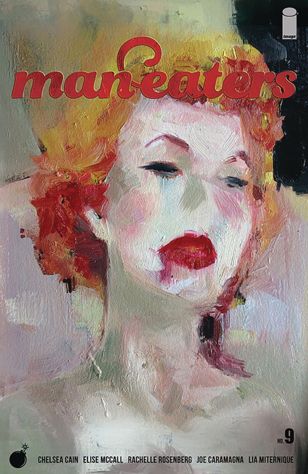 Man-Eaters #9 (McCall Cover)